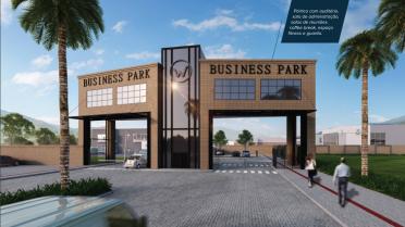 Terreno no Condomínio Empresarial Business Park