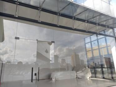 Salas - Sala Comercial no Terreo Com 76,55 m²