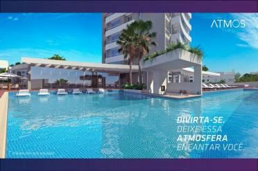Apartamentos - Apartamento Residencial à Venda, Dom Bosco, Itajaí.