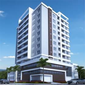 Apartamentos - Apartamento Residencial à Venda, Fazenda, Itajaí.