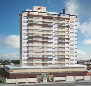 Apartamentos - Apartamento  Residencial à Venda, Centro, Itajaí.