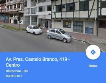 Comerciaiss - Sala Térrea na Beira Rio