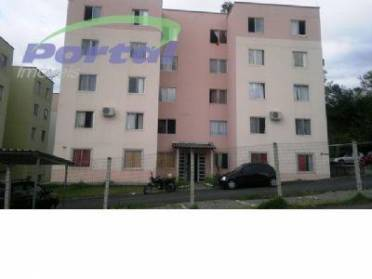 Apartamentos - Apartamento no Bairro Passo Manso, no Condomínio Moradas Das Figueiras, Con