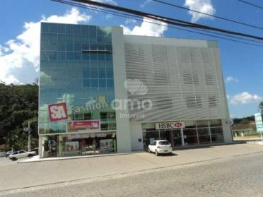 Salas - Ed. Teonila- Município de Guabiruba Edifício Teonila