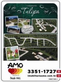 LOTEAMENTO TULIPA - BAIRRO  ÁGUAS CLARAS TULIPA