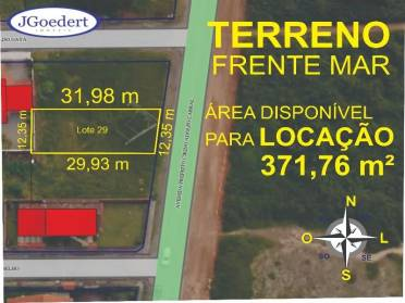 Terrenos - Terreno Comercial em Navegantes - Sc, Centro