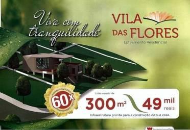 Terrenos - Loteamento Vila Das Flores - s