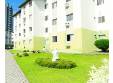 Apartamentos - Apartamento Semi Mobiliado Com 02 Dormitórios
