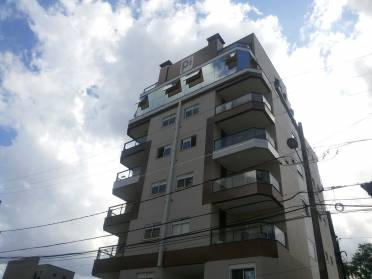 Apartamento Novo Com Dois Dormitórios Sendo Uma Suíte