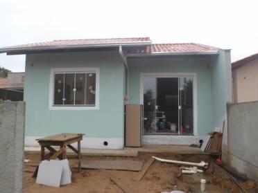 Casa Nova Com Dois Dormit�rios