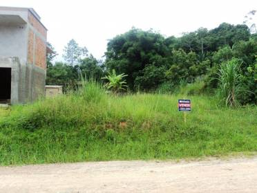Terreno no bairro Guabiruba Sul