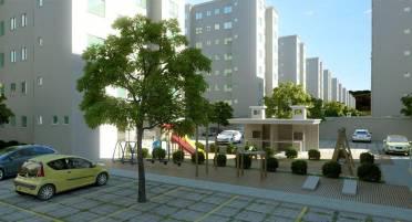 Apartamentos - Apartamento na Limeira Nova Limeira Home Village