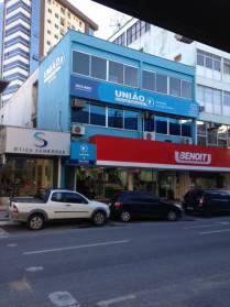Salas - Sala Comercial no Centro de Brusque