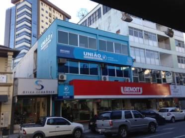 Salas - Salas Comerciais no Centro de Brusque
